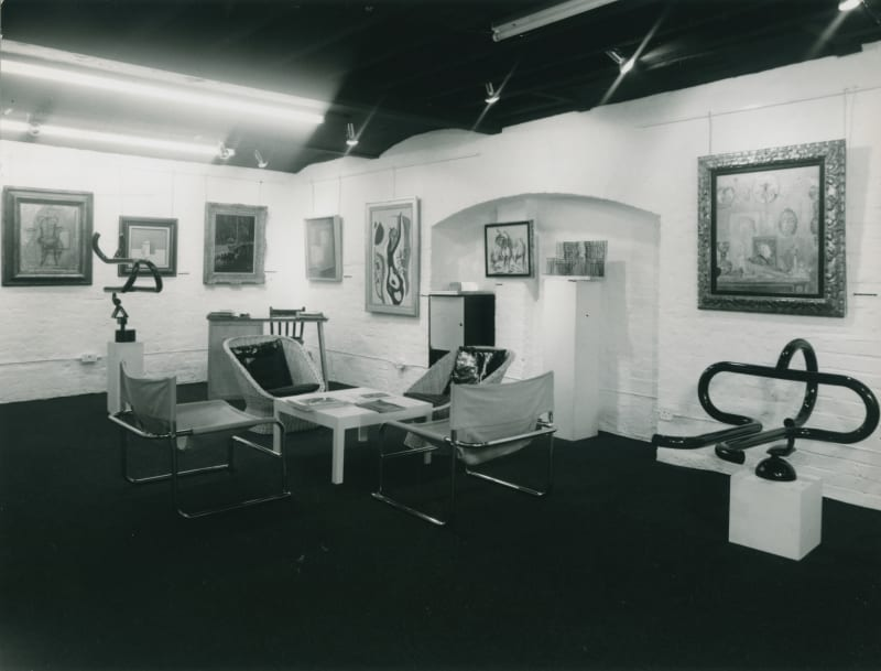'Now Open: Important Paintings of the 20th Century and Young Artists' Annely Juda Fine Art, Tottenham Mews, London, June 1968