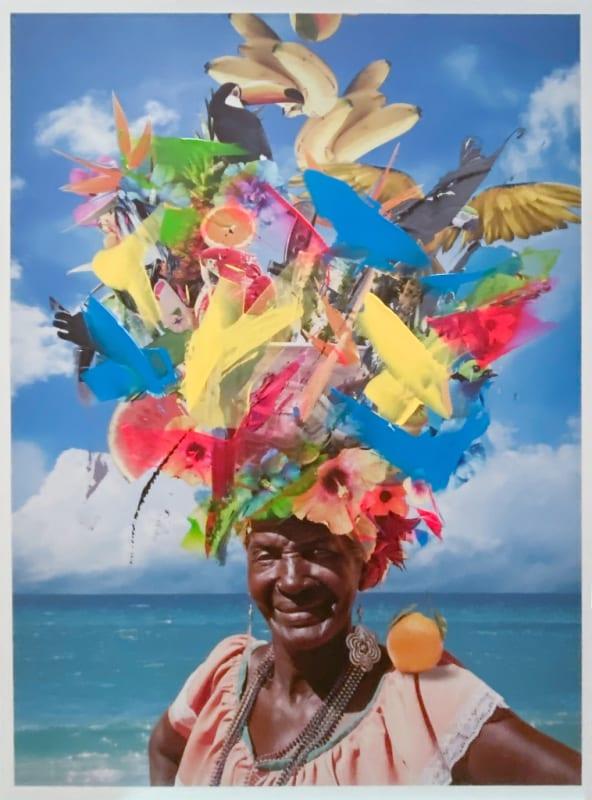 """""""Fruit Lady"""" (2018) by Paul-André Larocque"""