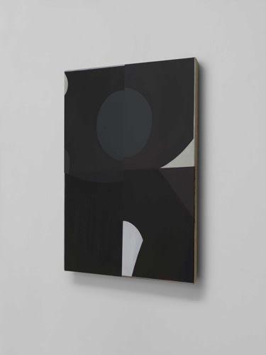 Nathlie Provosty, Assonance, 2016. Oil on linen, 19 x 15 inches. Courtesy of Nathalie Karg Gallery