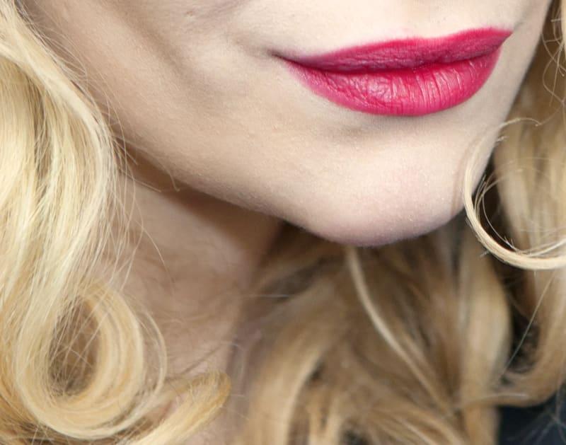 "Jessica Craig-Martin, ""Pink Curve,"" 2017."