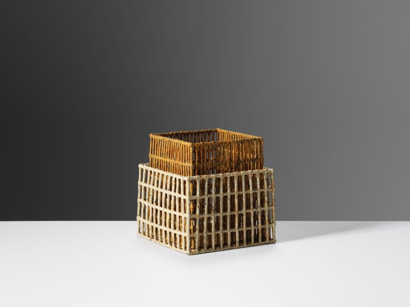Mussle Box by Annie Turner