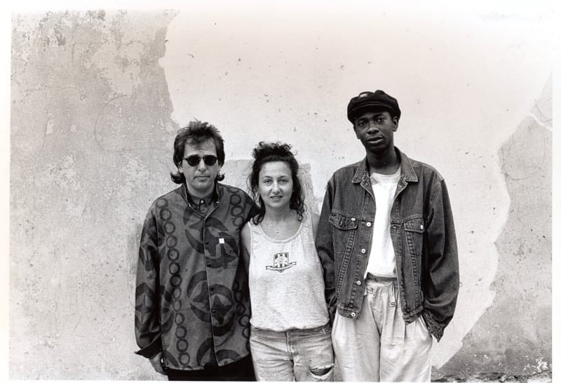 Peter Gabriel, Caroline True, Youssou N'dour, 1989