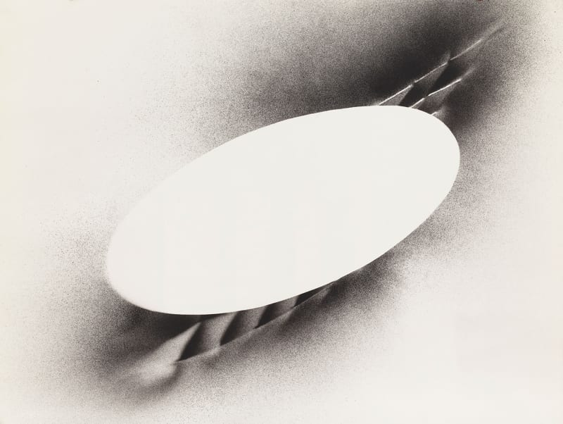 Gerald Hayes, Untitled, 1966
