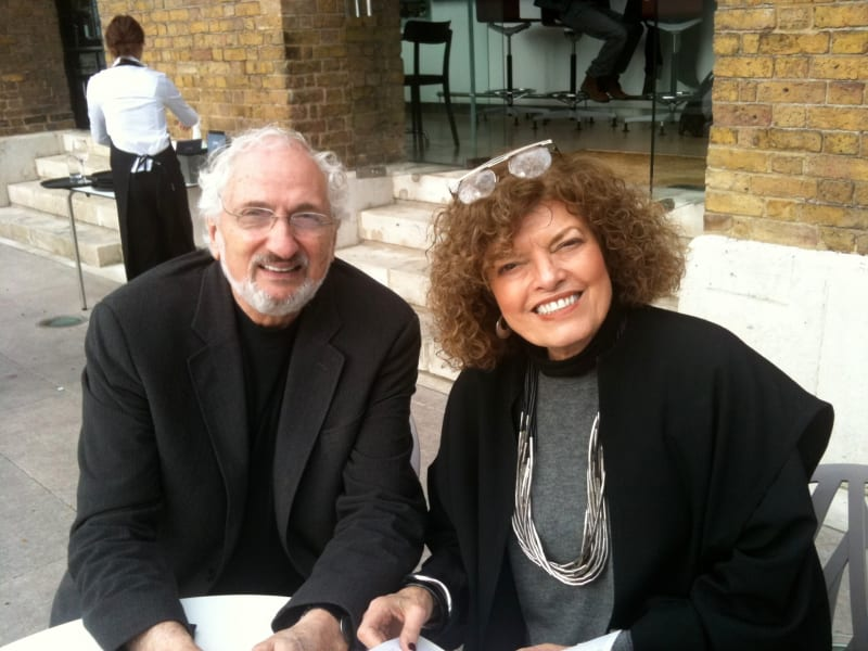 Dina and Jerry, London circa 2010