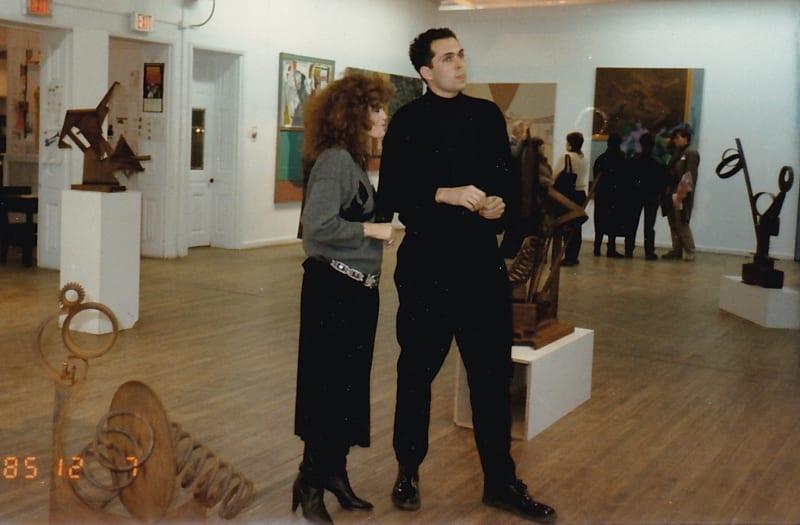 Dina And John, 1985