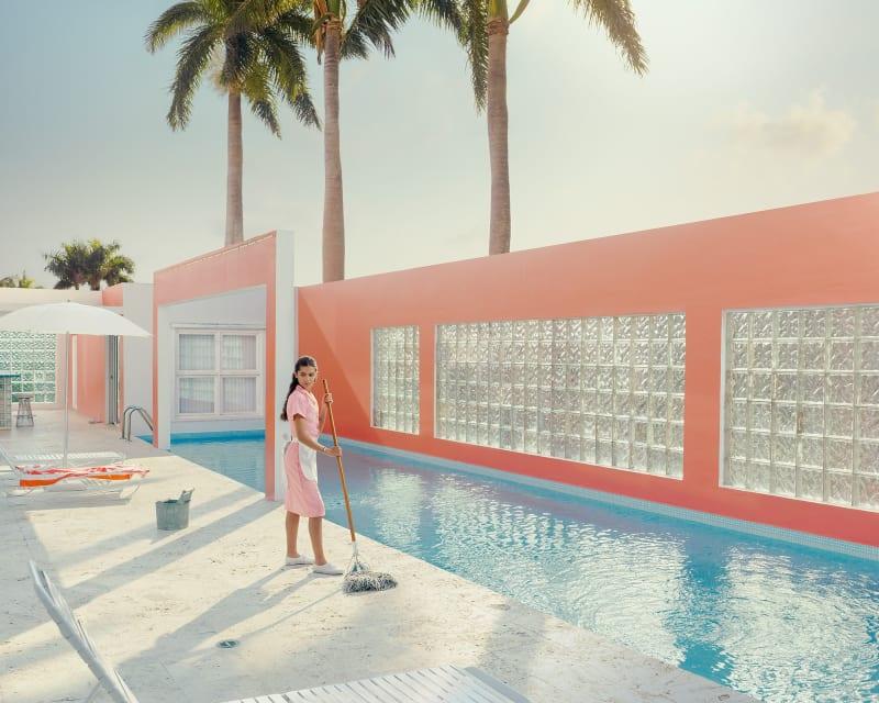 Pink Dreams #2, Miami Shores, 2021