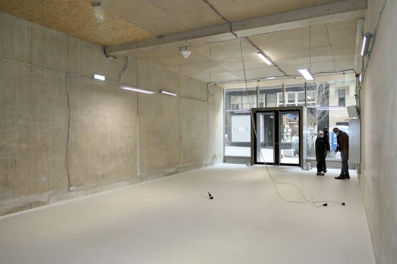 New space rue Aldringen, Luxembourg, 2021, Erna Hecey Gallery