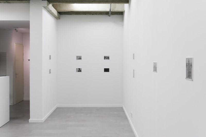 Jeff Weber, Camouflage, exhibition view, lxhxb, Eindhoven, 17 September - 17 October 2020