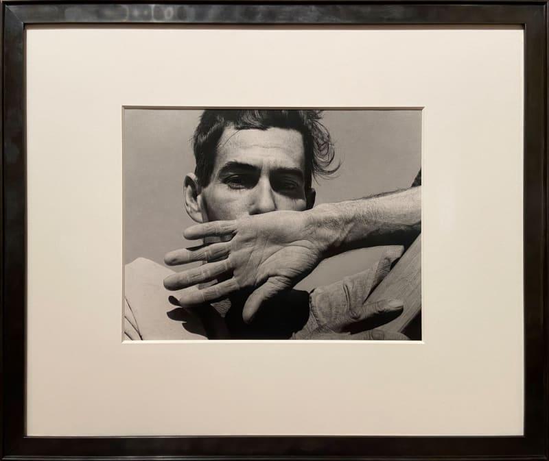 Dorothea Lange (American, 1895-1965) Migratory Cotton Picker, Eloy, AZ, 1940