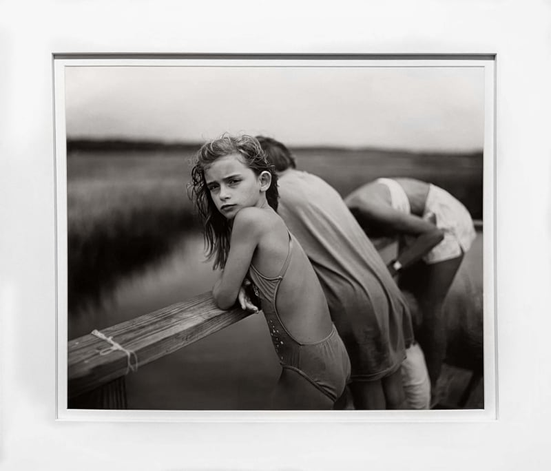 Sally Mann (American, b. 1951) Jessie in the Wind, 1989