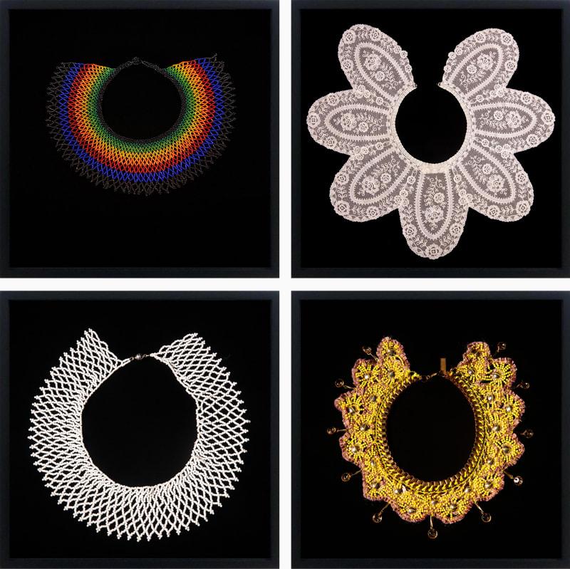 Elinor Carucci, Pride Collar; Court Collar; South African Collar; Majority Collar, 2020