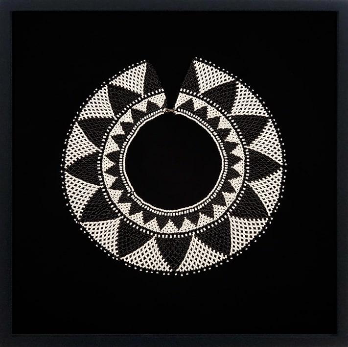 Elinor Carucci, South American Collar, 2020