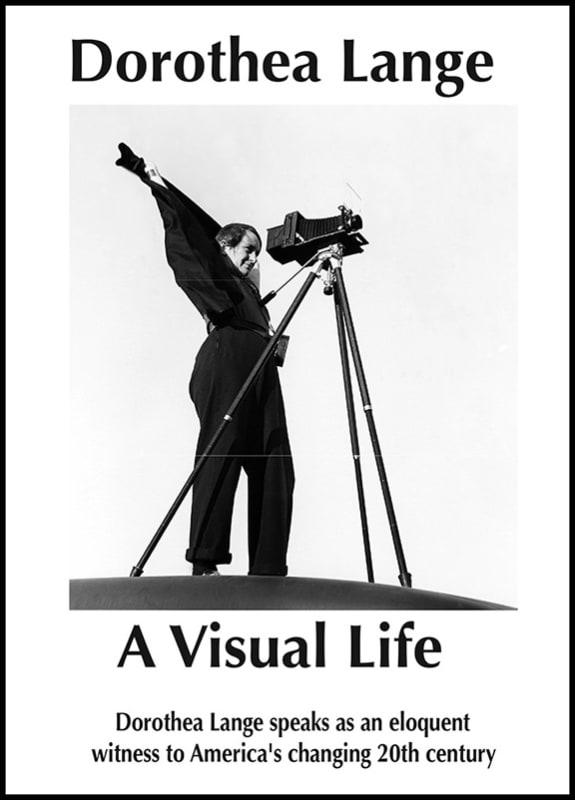 DVD - Dorothea Lange: A Visual Life
