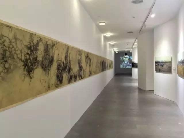 Installation view of Apocalypse (2011-2015) at Shanghai Himalayas Museum 《囙:千里江山》上海喜马拉雅美术馆展览现场