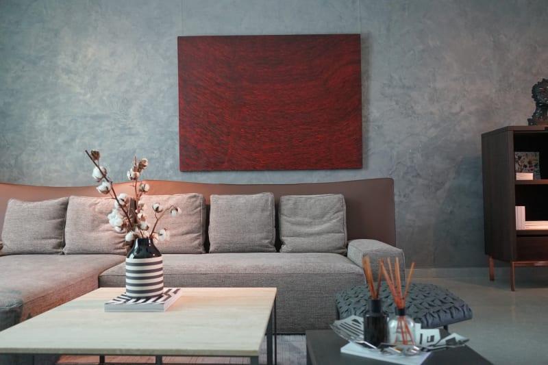 M. Irfan Merah Acrylic on Canvas 190 cm x 140 cm