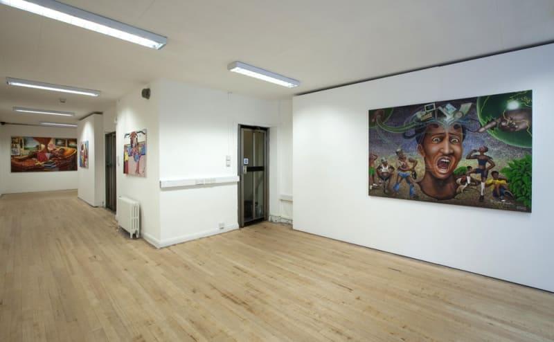 Emerging Art From Kinshasa
