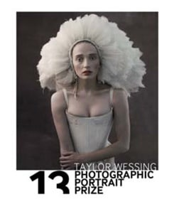 Taylor Wessing Photographic Portrait Prize 2013 National Portrait Gallery, London