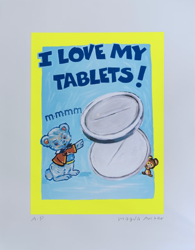 I Love My Tablets, 2020