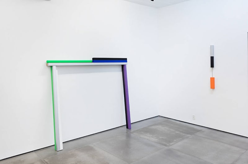 Left: Work from the Pontalete series