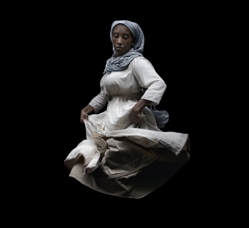 Ayana V. Jackson, Seeking the Source of Perfection, 2016.