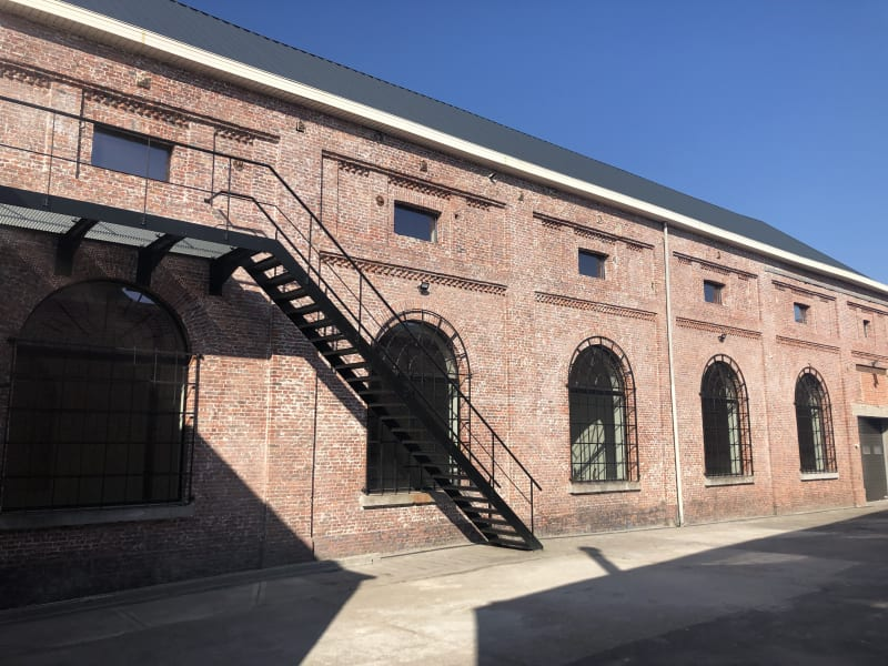The Warehouse by MARUANI MERCIER, Zaventem