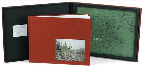 Edward Burtynsky   Before the Flood Limited edition folio