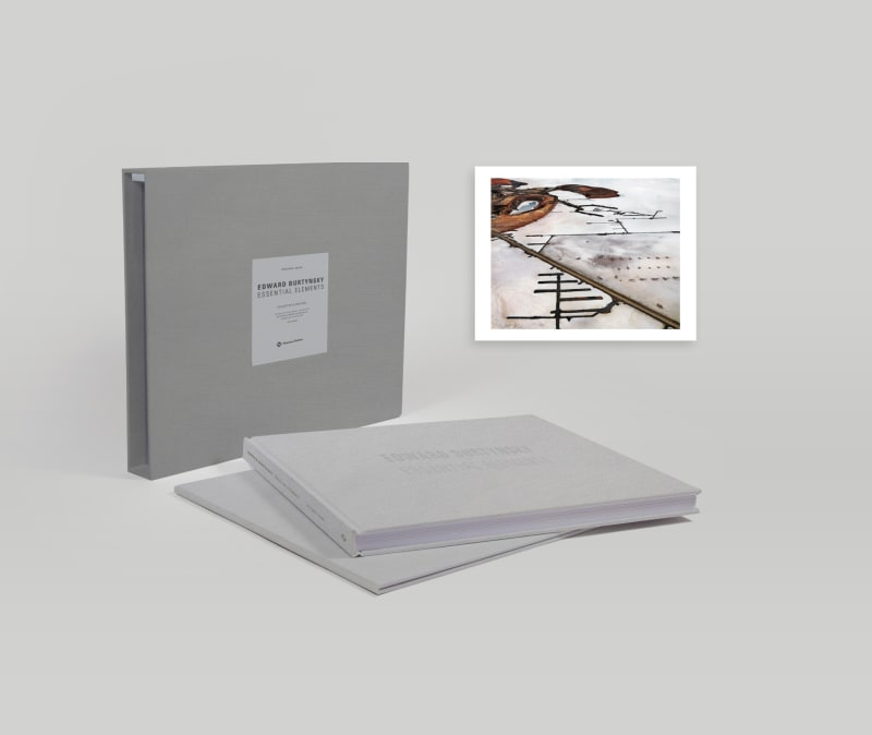 Edward Burtynsky | Essential Elements (Collector's Edition) Limited edition book and print