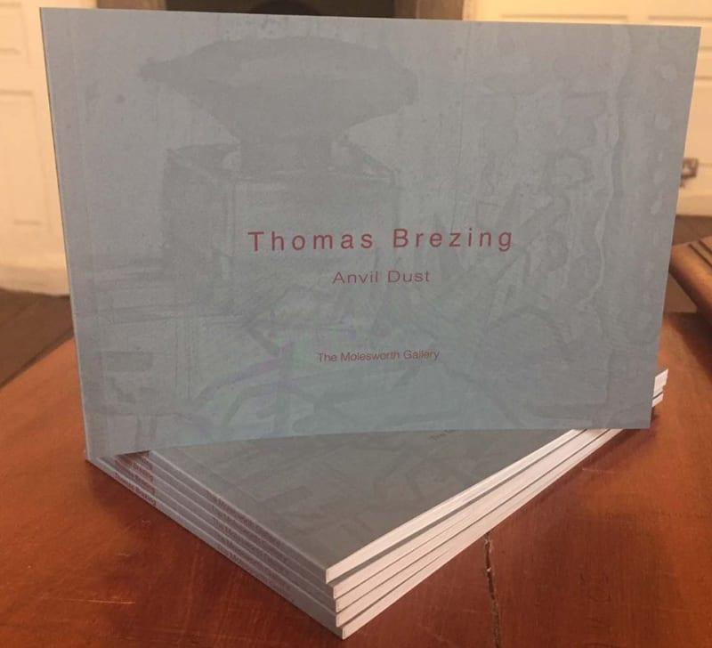 Anvil Dust Thomas Brezing
