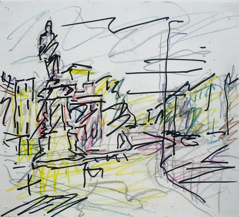 Frank Auerbach (b.1931)