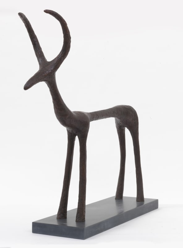 Breon O'Casey, Deer, 2003, Bronze, AC from an edition of 5