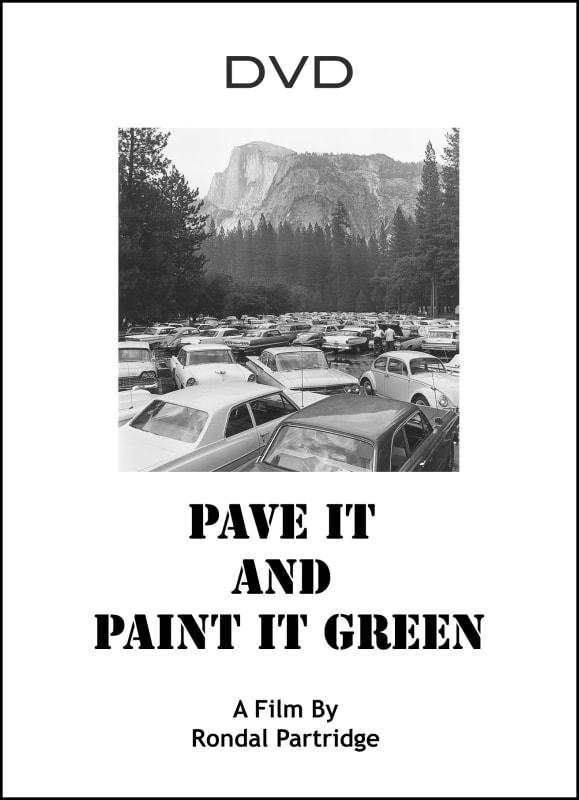 Pave it and Paint it Green, Yosemite DVD