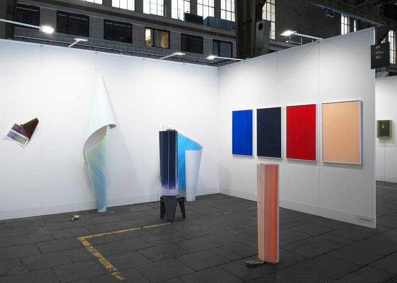 Installation View: • Elisabeth Sonneck (Left) • Tashi Brauen (Right)