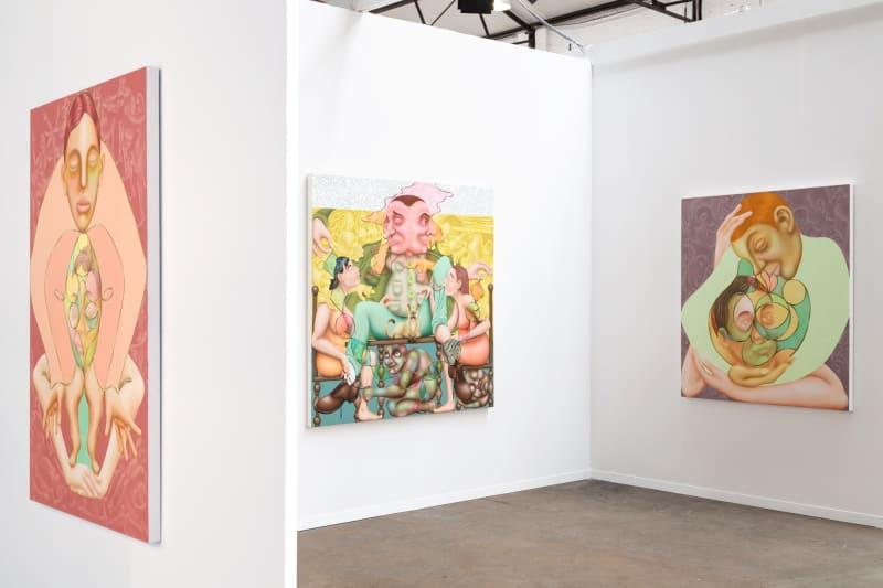 Wendell Gladstone Brussels2017 Shulamit Nazarian Install1