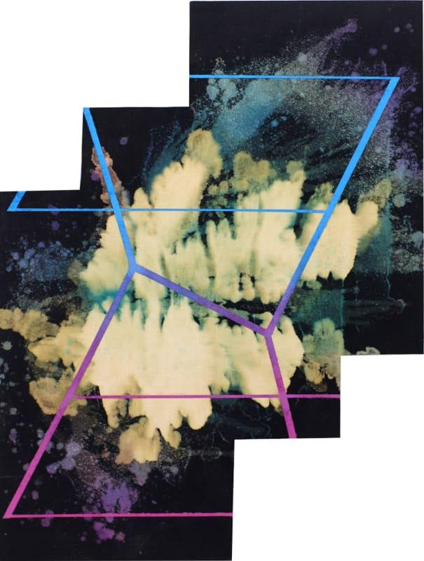 Theodore Boyer, Divine Symmetry, 2017