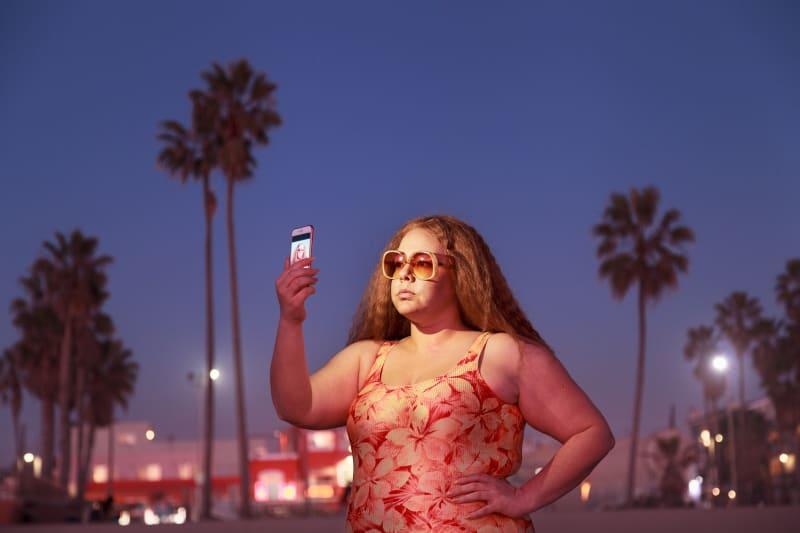 Genevieve Gaignard, Selfie, 2016