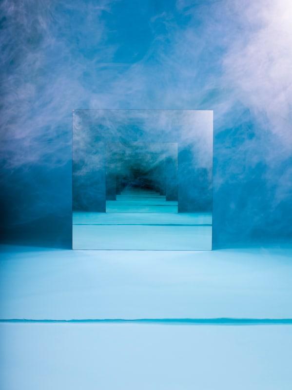 Sarah Meyohas, Blue Speculation, 2015