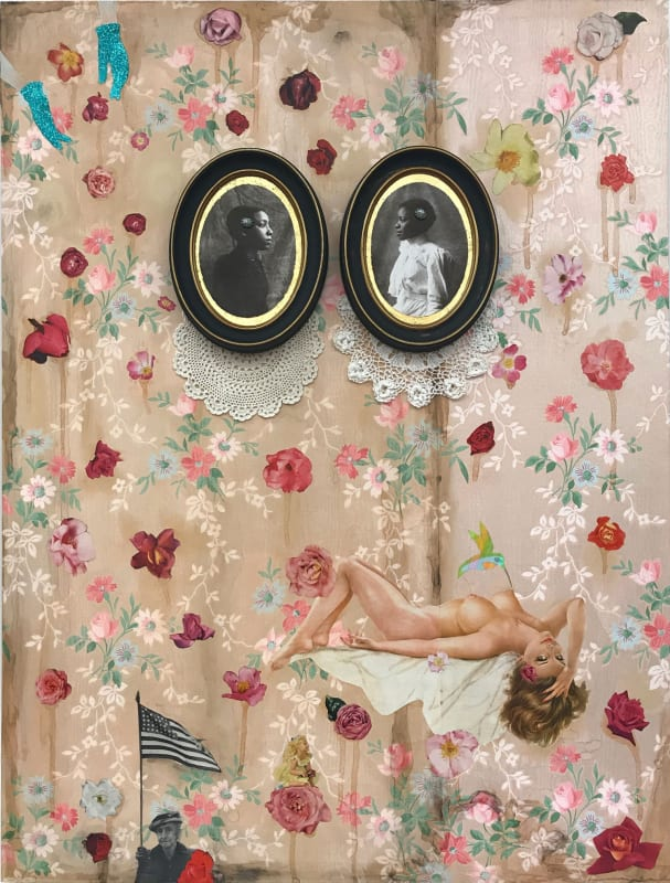 Genevieve Gaignard, And Ain't I A Woman?, 2017