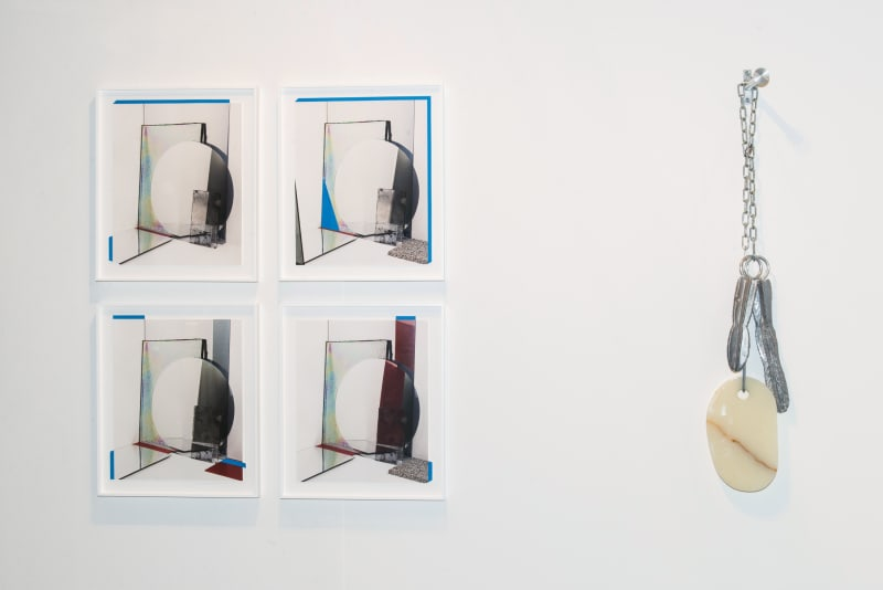 Theodore Boyer, Phillip Maisel, and Fay Ray, Seattle Art Fair, 2017