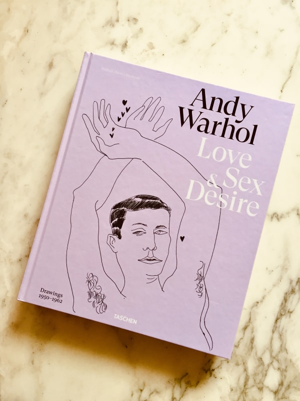 Andy Warhol, Love Sex & Desire, published by Taschen