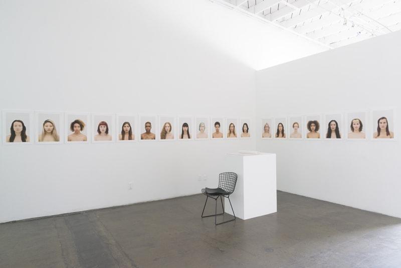 Amanda Vincelli installation view