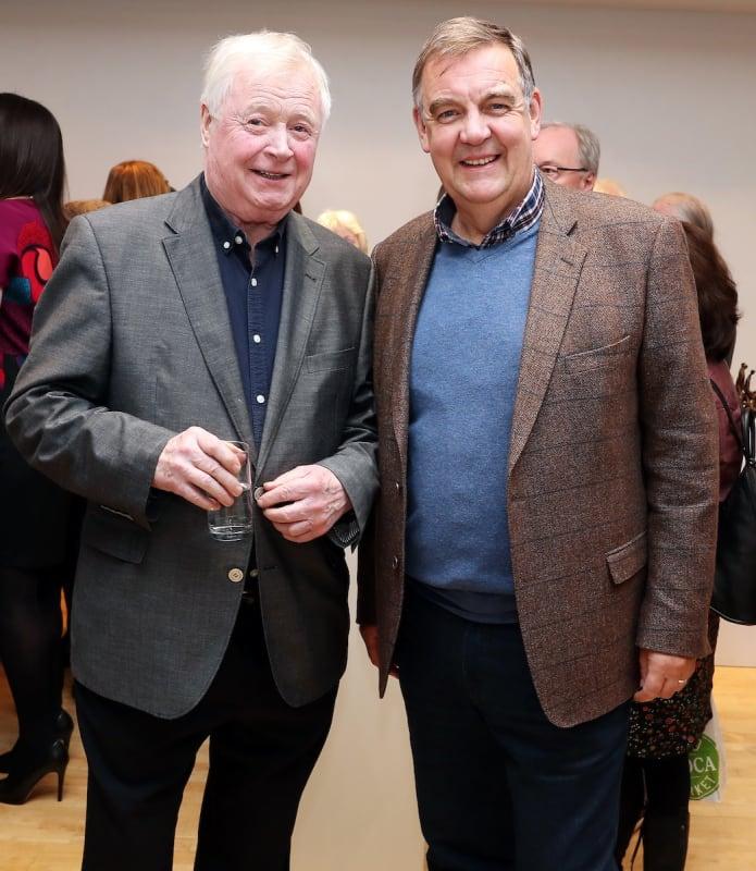 John Behan RHA & Bryan Dobson