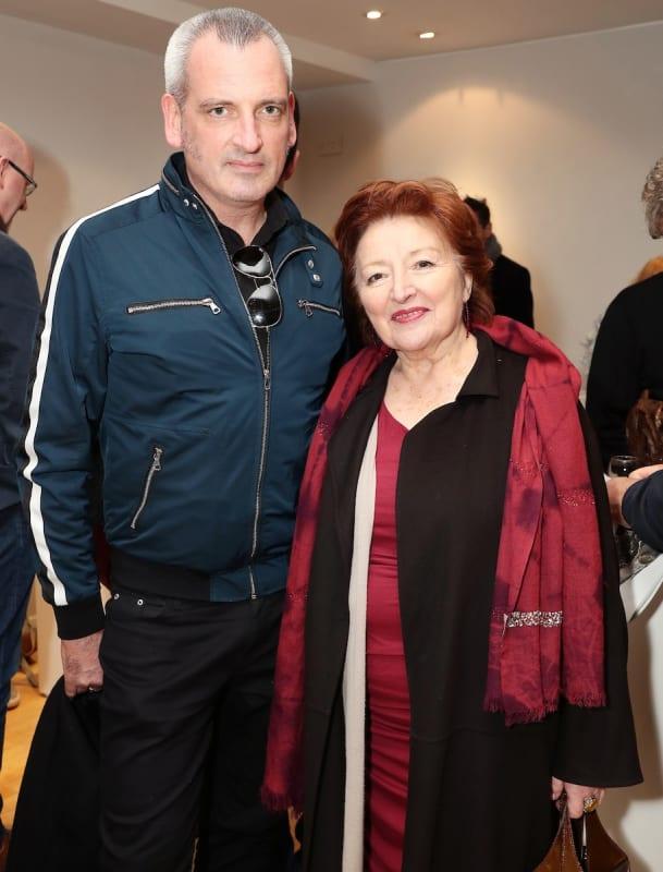 James Hanley RHA & Olive Braiden