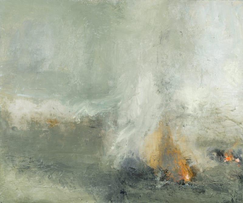 Carol Hodder, Bruni, oil on canvas, 76 x 90cm