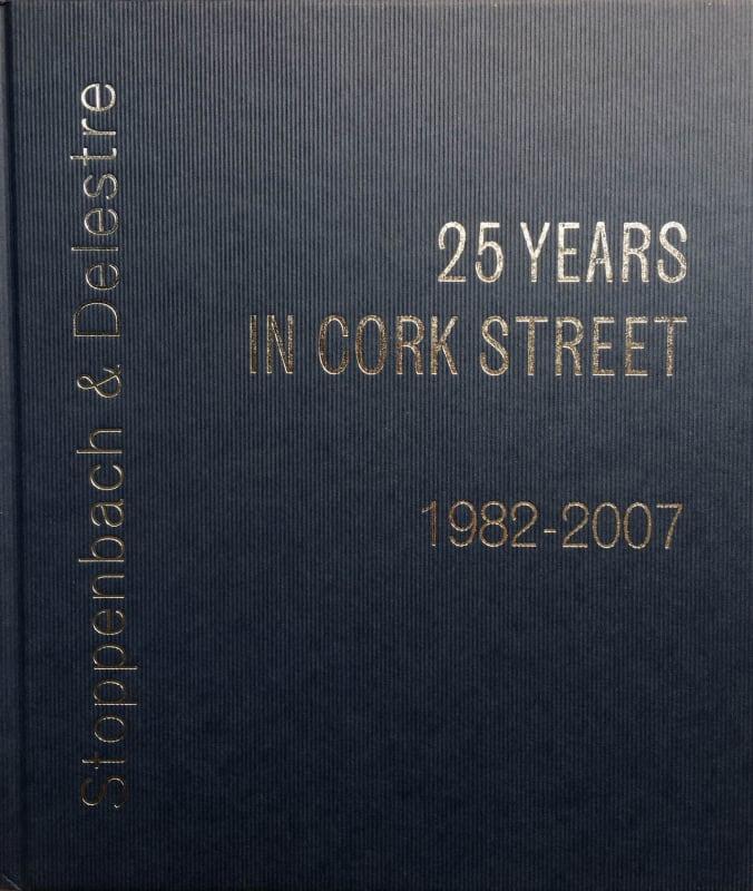 25 years in Cork Street