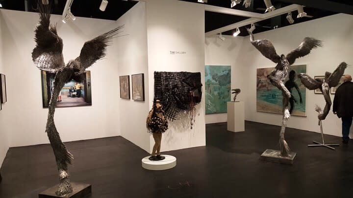 THK Gallery   Booth C-017   CFAD 2019