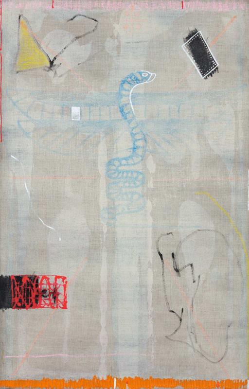 'Mother Goddess' (sold)