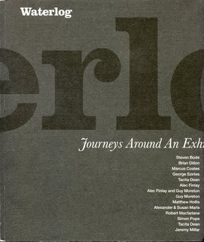 Waterlog: Journeys Around An Exhibition