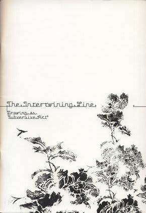 The Intertwining Line Drawing as Subversive Art