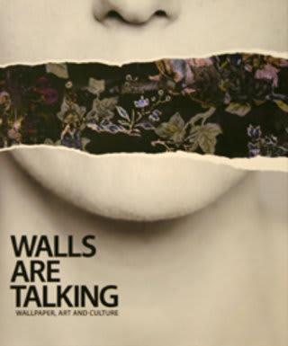 Walls Are Talking Wallpaper, Art and Culture