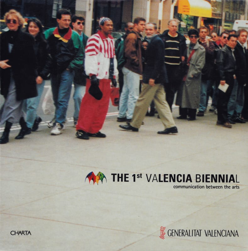 The 1st Valencia Biennial Communication Between The Arts